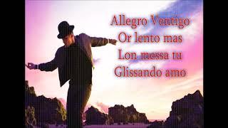 DAN BALAN - ALLEGRO VENTIGO FEAT. MATTEO (WITH LYRICS)