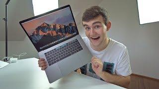 Neues MacBook Pro! Unboxing & erster Eindruck - Techniklike