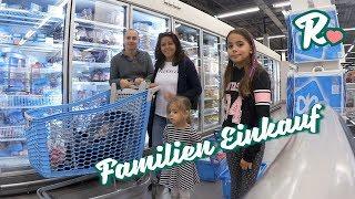 Reales Einkaufen mit 3 Kindern   Live Vlog   Holland Einkauf