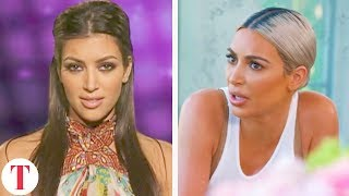 The Evolution of Keeping Up With The Kardashians