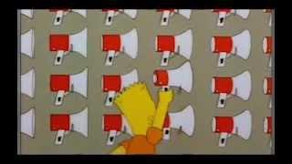 "Bart Megaphone ""Cena"" Original"