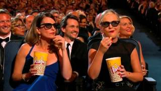 Emmys2013 - NPH vs Tina Fey and Amy Poehler