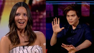 Shin Lim Make You Believe Magic Is Possible On Judge Cut America