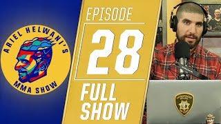 Cain Velasquez, Rachael Ostovich, Colby Covington | Ariel Helwani's MMA Show [Ep. 28 - Jan. 7, 2019]