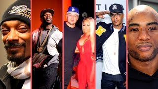 Rappers React To Rob Kardashian Exposing Blac Chyna (50 Cent Charlamagne Snoop Dogg T.I.)