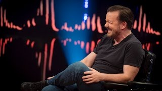 """Interview with Ricky Gervais """"Twitter is like reading every toilet wall in the world"""""""