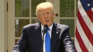 President Trump calls out Attorney General Sessions in news conference