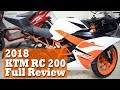 KTM RC 200 2018 Edition Full Walkaround ...mp3