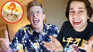 HE HATED THIS SURPRISE!! (FREAKOUT)