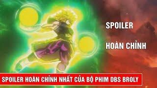 Spoiler hoàn chỉnh nhất của bộ phim Dragon Ball Super Broly - Gogeta vs Broly