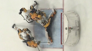 Predators score opening goal of Game 4 after interference review