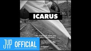 """JJ Project """"Verse 2"""" Track Card 4 """"Icarus"""""""