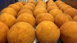 Ventimiglia Arancini / Rice ball movie