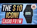 The $10 Icon - Casio F91W - Including Fa...mp3