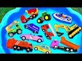Cars for kids, Toys review and learning ...mp3