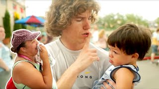 Making Stranger's Baby Stop Crying!