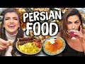 Trying PERSIAN Foods for the First Time!...mp3