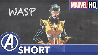 All About The Wasp! | Marvel 101 - The Wasp