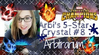 Five Star Crystal Opening #8 | Marvel Contest of Champions