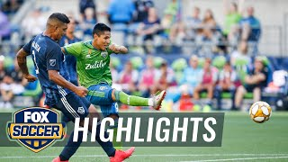 90 in 90: Seattle Sounders vs. LA Galaxy | 2019 MLS Highlights