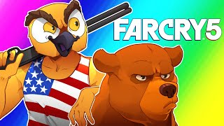 Far Cry 5 Funny Moments - Wildcat