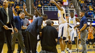 Bob Huggins Has Scare, Collapses Before Halftime | CampusInsiders