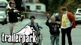 Trailerpark - Endlich normale Leute | prod. by Tai Jason (Official Video)