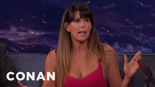 How Patty Jenkins Cast Her Army Of Amazon Women  - CONAN on TBS