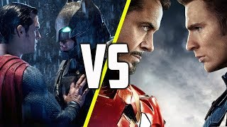 Batman v Superman v Captain America: Civil War - Why One Worked and One Didn't