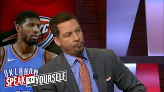 Chris Broussard on Oklahoma City