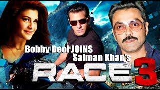 Bobby Deol JOINS Salman Khan