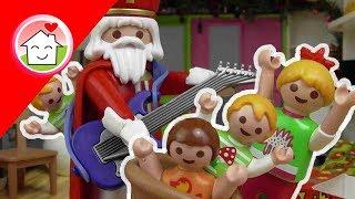 Playmobil Film deutsch Nikolaus rockt das Haus / Kinderfilm/ Kinderserie von family stories