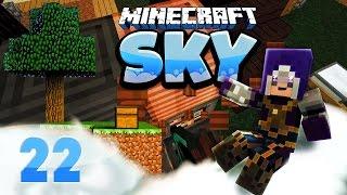 Fehlerhafter Blitzableiter! - Minecraft SKY Ep. 22 | VeniCraft