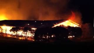 Brand in Allersdorf