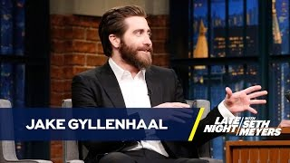 Jake Gyllenhaal Is Incredibly Competitive About Show Choir