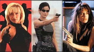20 Female Action Stars Then And Now