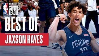 Best of Jaxson Hayes | MGM Resorts NBA Summer League