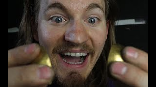 What's Inside a $25,000 Gold Foil Ball??
