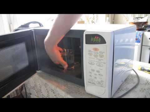Отключается микроволновая печь ремонт