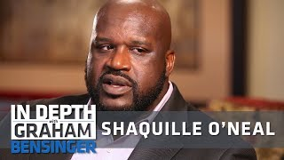 Shaq on helping others when no one is looking