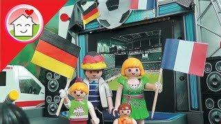 Playmobil Film deutsch Stromausfall auf der Fanmeile  / Kinderfilm von family stories