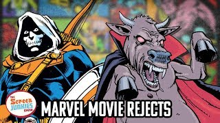 Marvel Characters Too Weird for the MCU