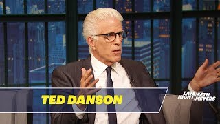 Ted Danson Struggled to Play Sam Malone on Cheers