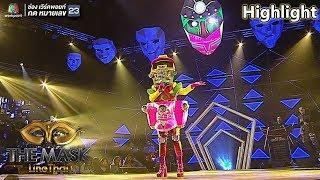 ปิดตาข้างนึง - หน้ากากตุ๊กตุ๊ก | EP.11 | THE MASK LINE THAI