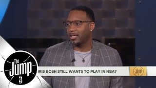 Tracy McGrady on Chris Bosh NBA comeback: It