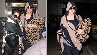 Kourtney And Khloe Kardashian Cause Utter CHAOS At LAX [2011]