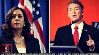 Kamala Harris and Rand Paul Team up to do the Unthinkable