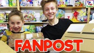 SOOOOO viel Post! RIESIGES FANPOST Video! TipTapTube