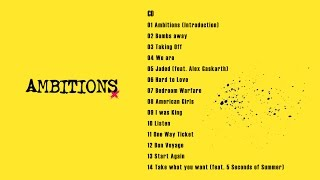 ONE OK ROCK - Ambitions (International Ver.) FULL ALBUM