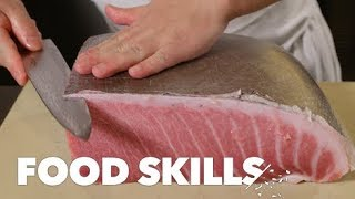 Sushi Masters Explain the Art of Omakase | Food Skills